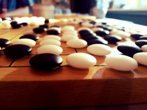 Камни для игры Го